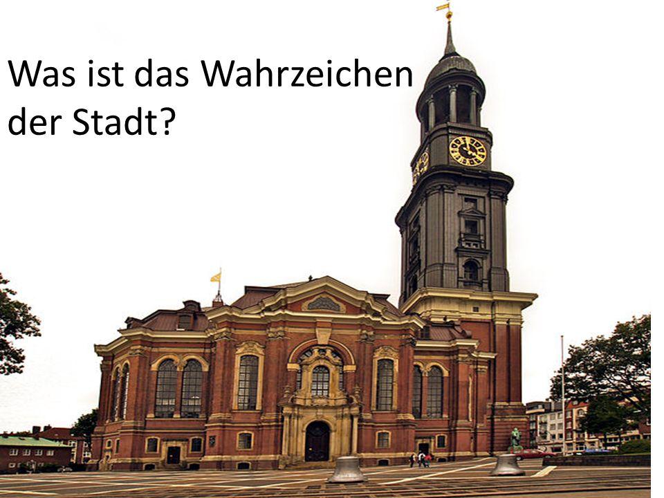 Was ist das Wahrzeichen der Stadt?