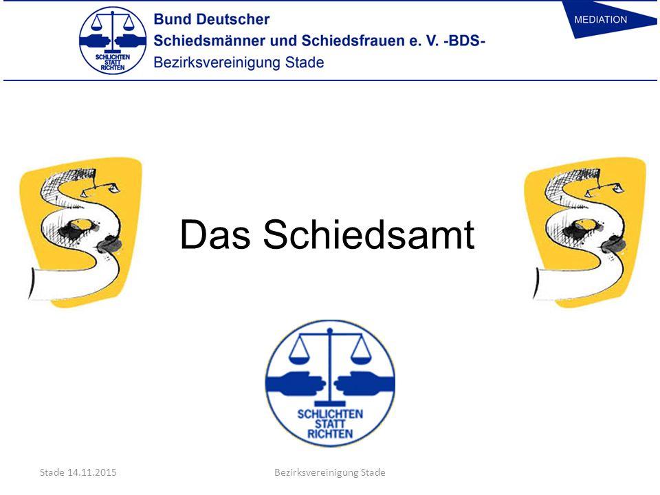 Weitere Rechtsgrundlage ist das Niedersächsische Schlichtungsgesetz (NSchlG) in geänderter Form gültig seit dem 01.01.2010.