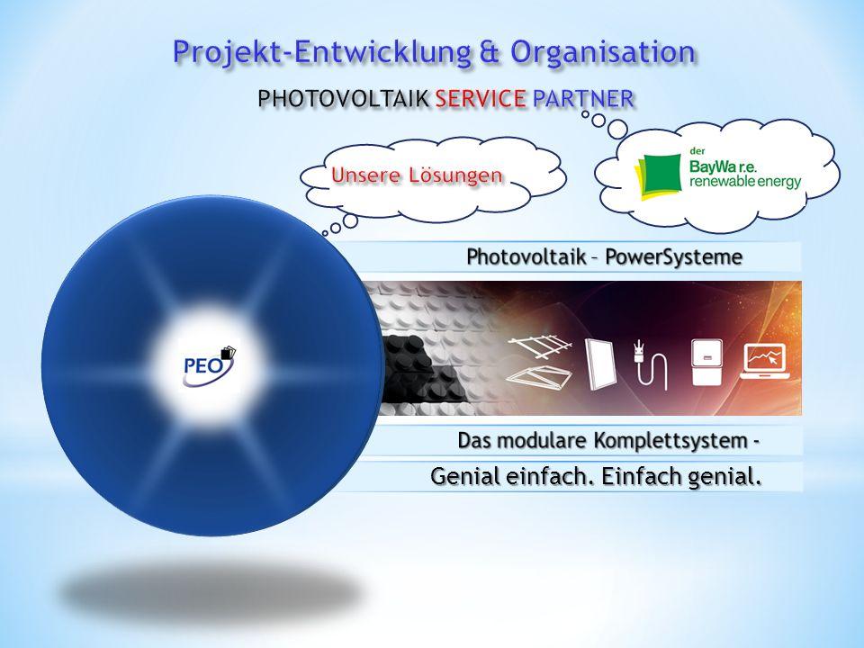 Die von uns geplanten CIS PowerSysteme sind vo ̈ llig neue, standardisierte und modulare Komplettlo ̈ sungen fu ̈ r private Kunden und Unternehmen aus Gewerbe und Industrie.