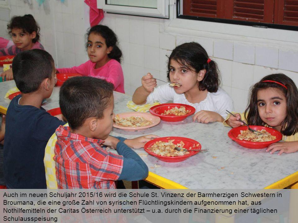 Besuch in Ägypten vom 20.bis 25. Mai 2015 Auch im neuen Schuljahr 2015/16 wird die Schule St.