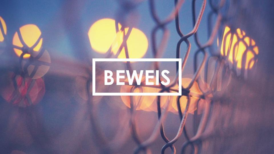 BEWEIS