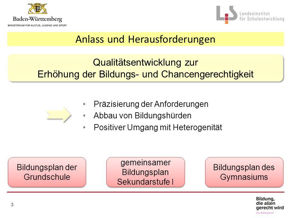 Regionale Lehrkräftefortbildung (Grundschule, Sekundarstufe I) Regionale LFB (Gymnasium) 4 September 2013September 2014September 2015September 2016 Erprobung: Grundschule (Kl.
