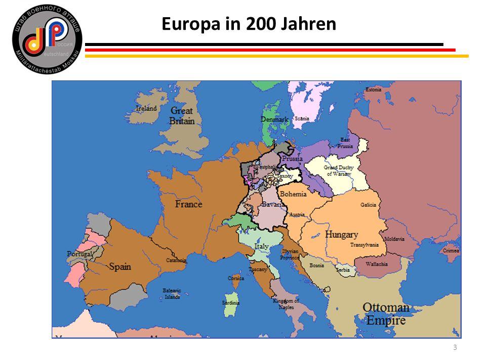 3 Europa in 200 Jahren