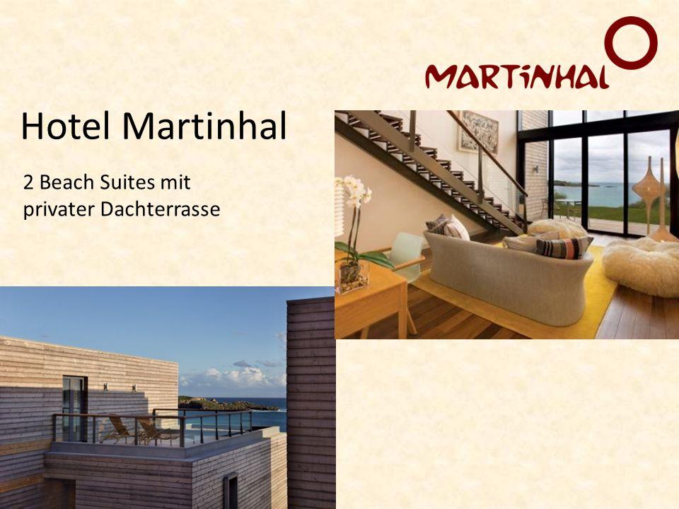 Hotel Martinhal 2 Beach Suites mit privater Dachterrasse