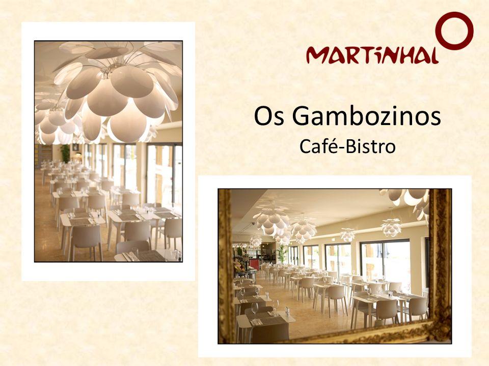 Os Gambozinos Café-Bistro