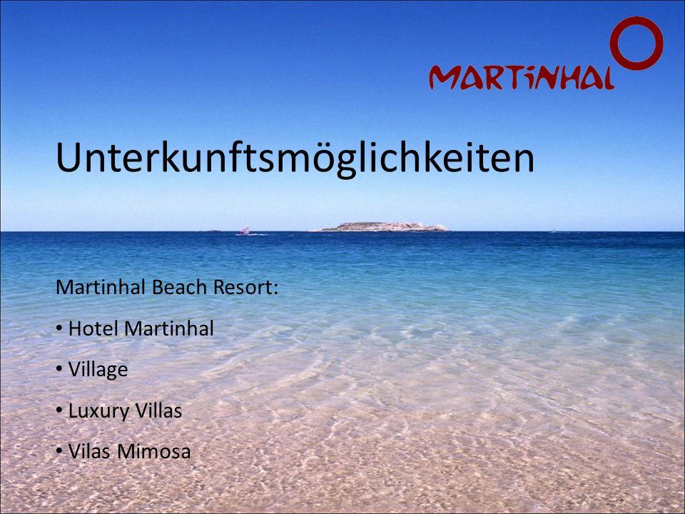 Martinhal Beach Resort: Hotel Martinhal Village Luxury Villas Vilas Mimosa Unterkunftsmöglichkeiten