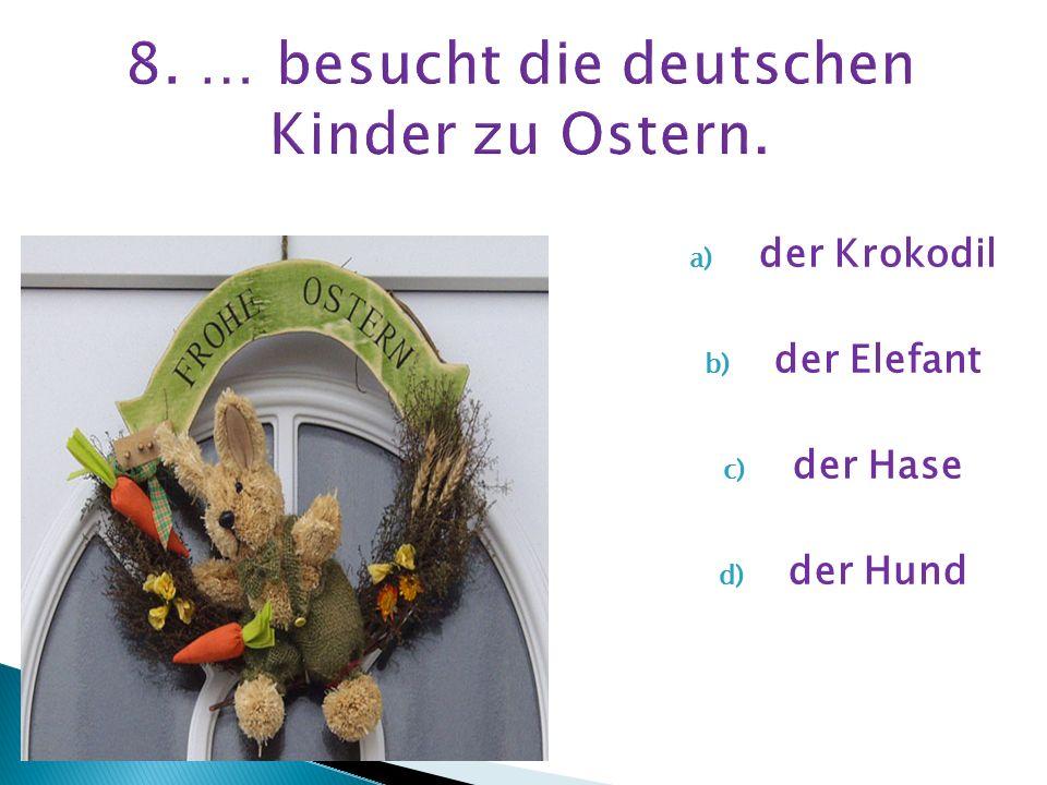 a) Bremen b) Bayern c) Hessen d) Saarland