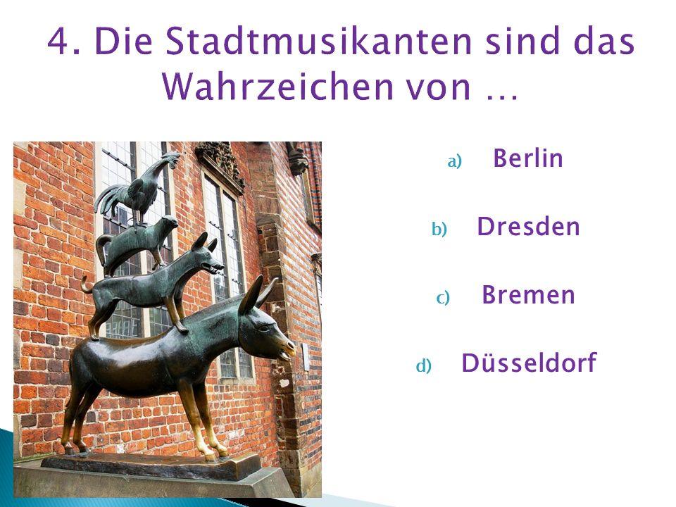 """a) """"Vater Rhein b) """"Großvater Rhein c) """"Onkel Rhein d) """"Bruder Rhein"""
