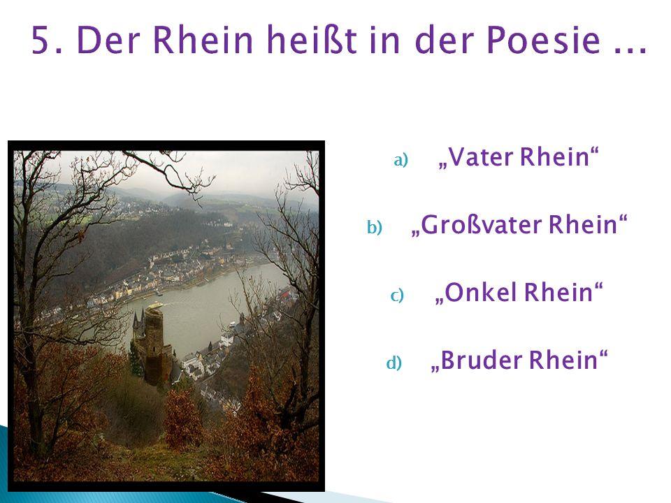 a) in Bayern b) in Bremen c) in Hamburg d) in Niedersachsen