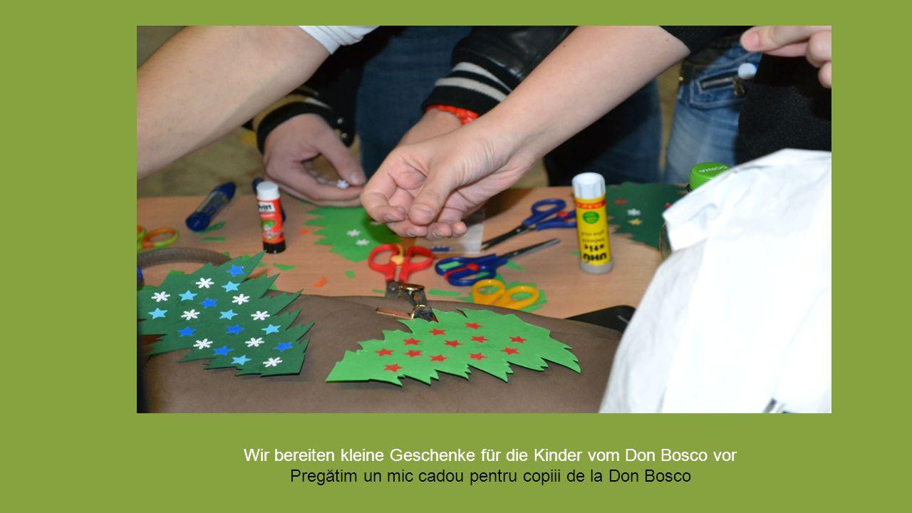 Vortrag über das Caritas Kindergarten Don Bosco- Frau Kocsis Katalin Prezentare despre Grădiniţa Don Bosco a Organizaţiei Caritas Satu Mare