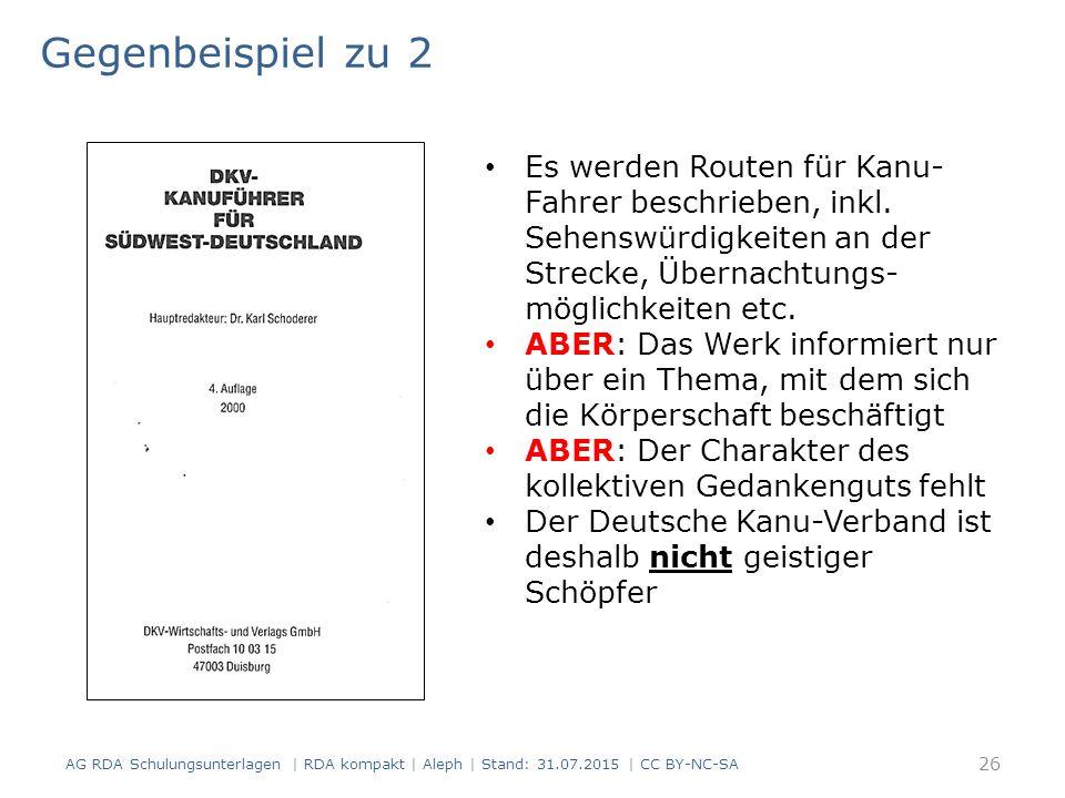 26 Es werden Routen für Kanu- Fahrer beschrieben, inkl. Sehenswürdigkeiten an der Strecke, Übernachtungs- möglichkeiten etc. ABER: Das Werk informier