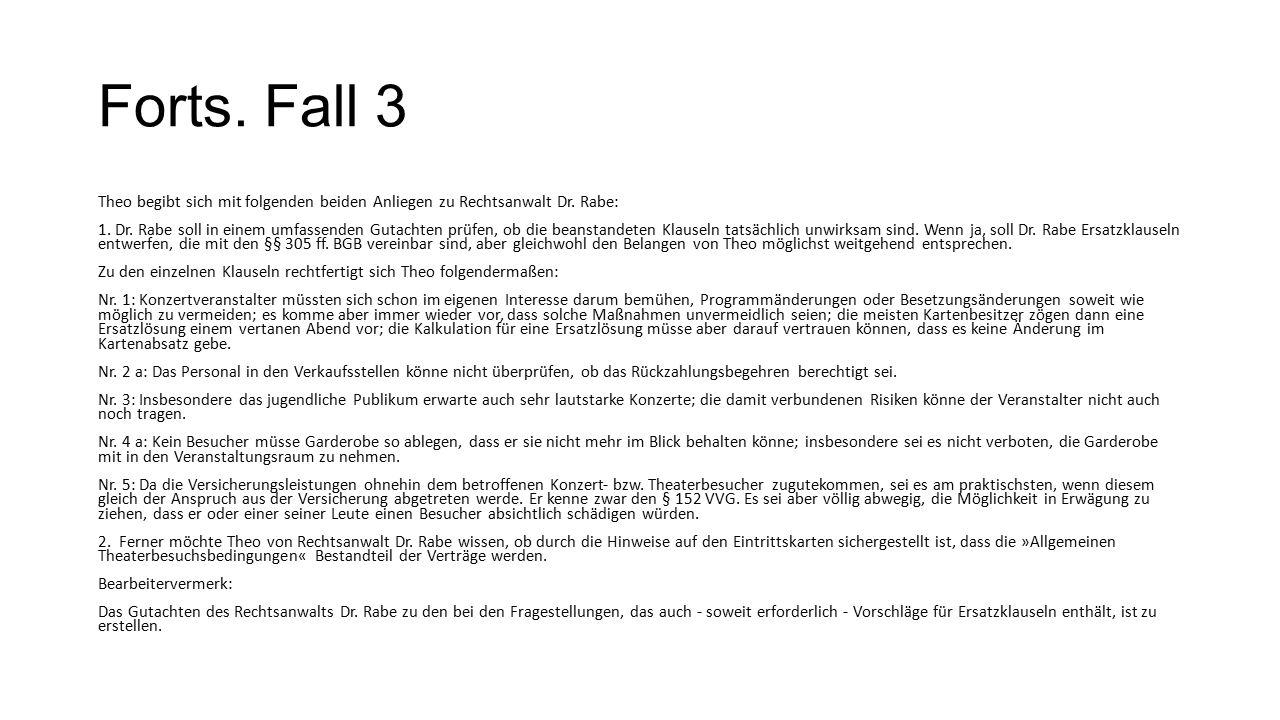 Literatur Schlosser, Jura 2003, 118 ff.