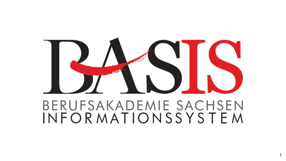Teamprojekt in Zusammenarbeit mit der BA Sachsen Abschlusspräsentation - 18.08.2015 1