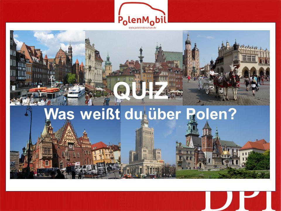Wo liegt das Land Polen in Europa.