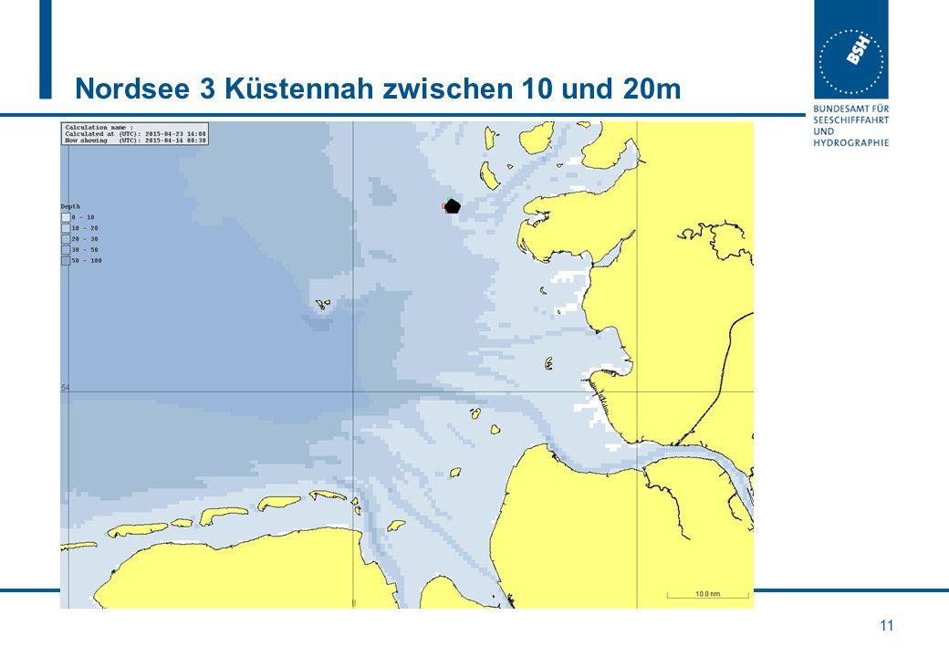 Nordsee 3 Küstennah zwischen 10 und 20m 11