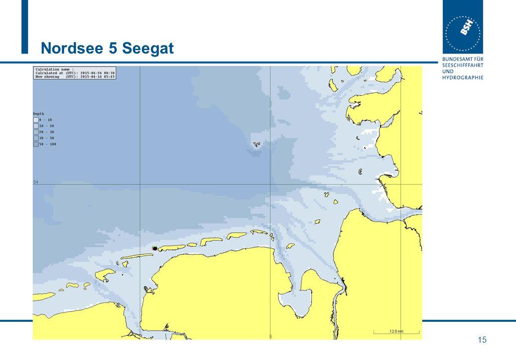 Nordsee 5 Seegat 15