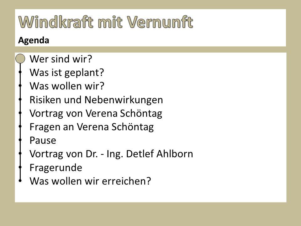 Fragen? Fragen an Verena Schöntag