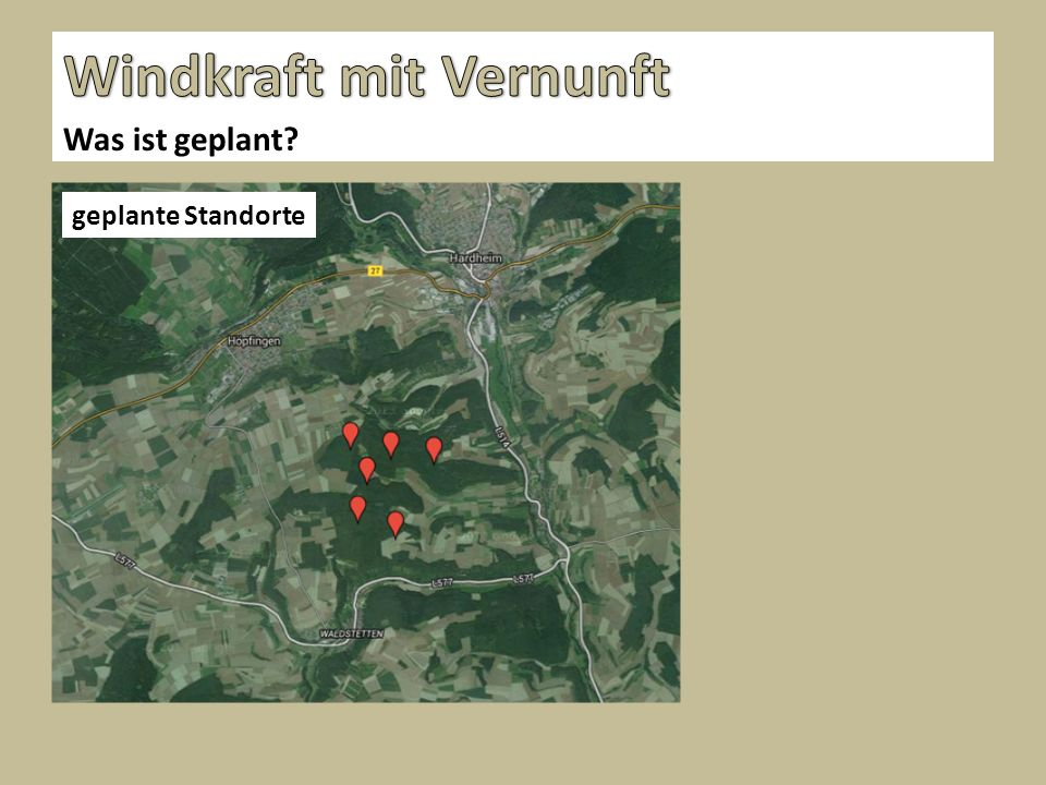 Was ist geplant? Fotomontage: Waldstetten / Ortsmitte