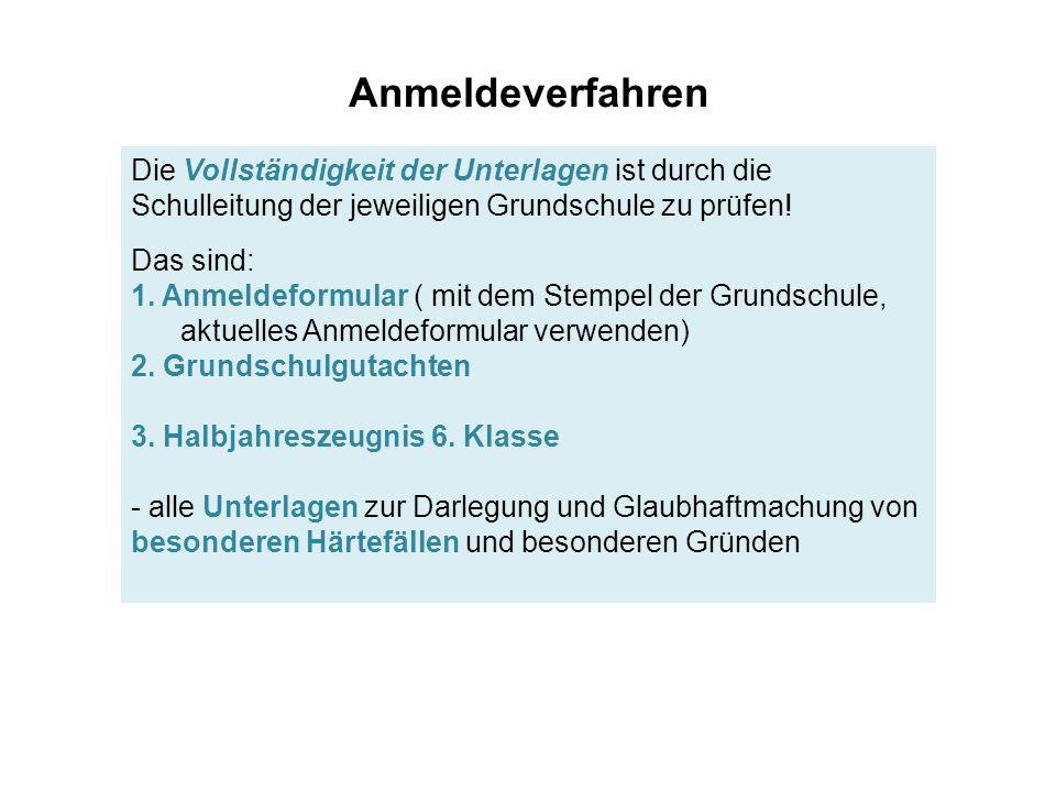 Erstellung der Grundschulgutachten gesetzliche Grundlagen:  § 52 BbgSchulG  § 15 GrundschulV (GV)  Nr.