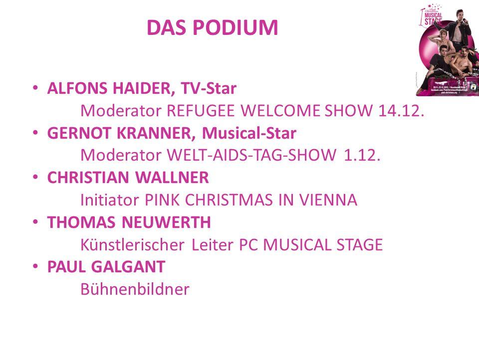DIE PINK CHRISTMAS MUSICAL STAGE NEU seit diesem Jahr 13 MUSICAL-SHOWS zwischen 20.11.
