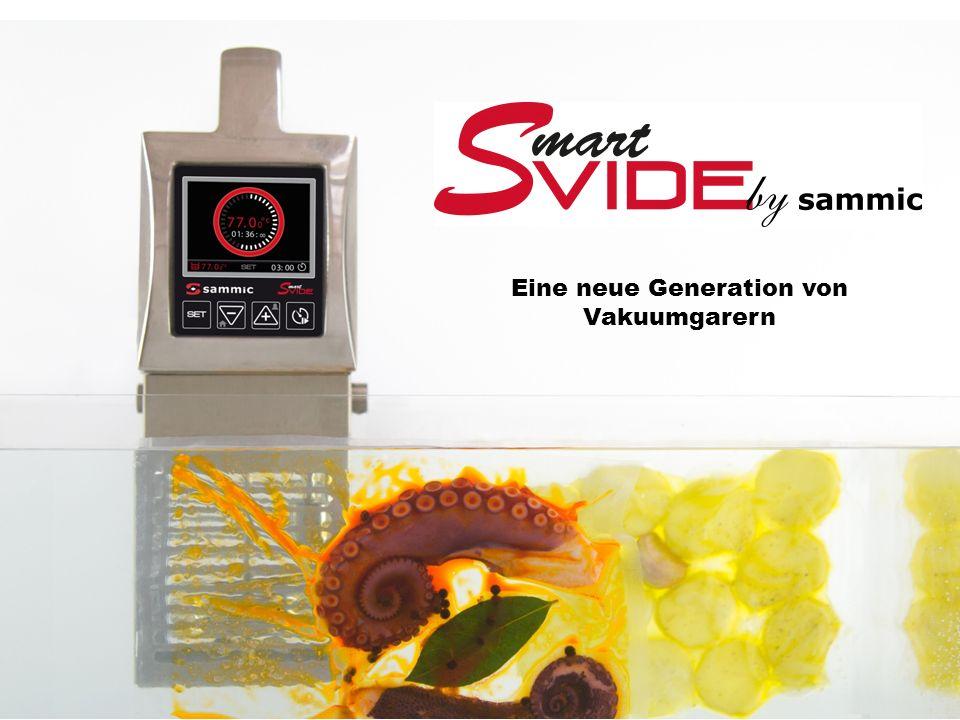 Eine neue Generation von Vakuumgarern
