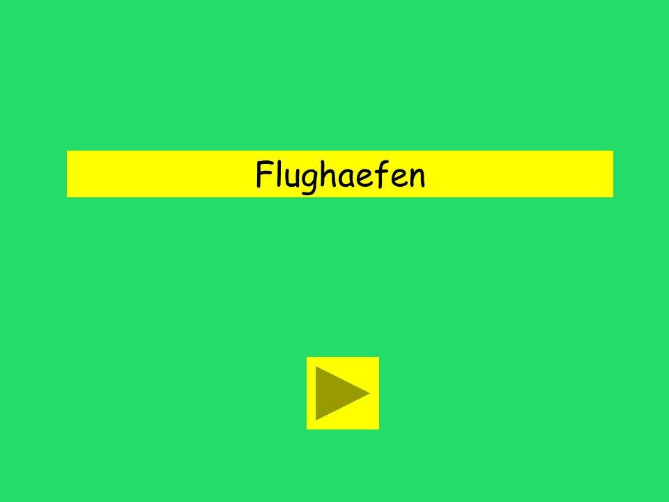 Flughafen Flughaefen FlughafensFlughafene