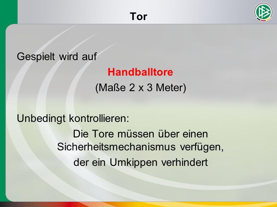 Futsal-Regeln 2015 / 2016 Regel 10 Wie ein Tor erzielt wird Die Ausbildung zum Futsal-Schiedsrichter Präsentation beenden Bernd Domurat - DFB-Kompetenzteam