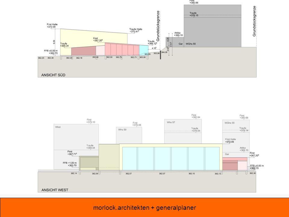 morlock.architekten + generalplaner