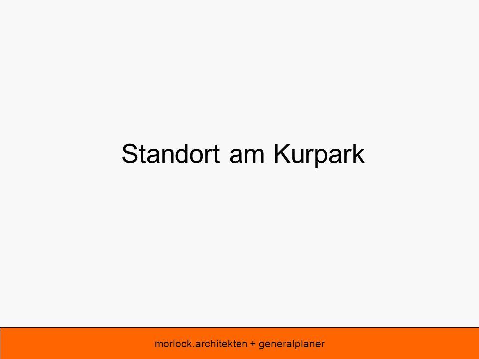 morlock.architekten + generalplaner Lageplan