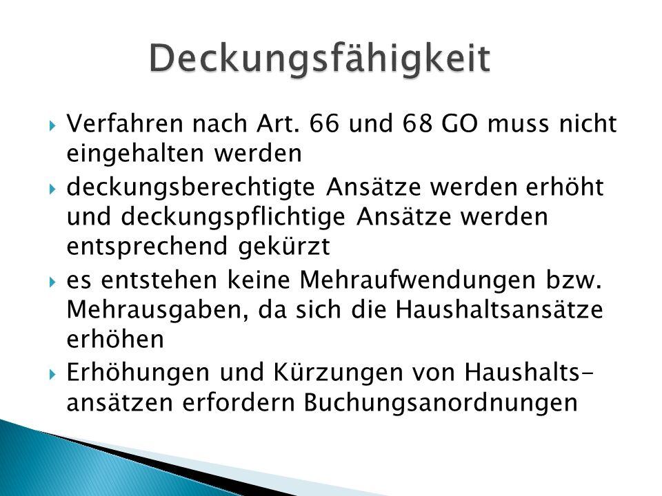  durch zweckgebundene Mehreinnahmen (§ 17 Abs.1, 2 und 4 KommHV-K, VV Nr.