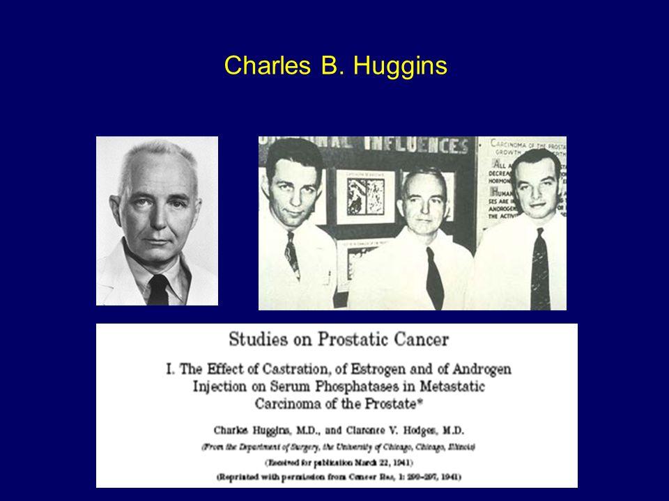 Charles B. Huggins