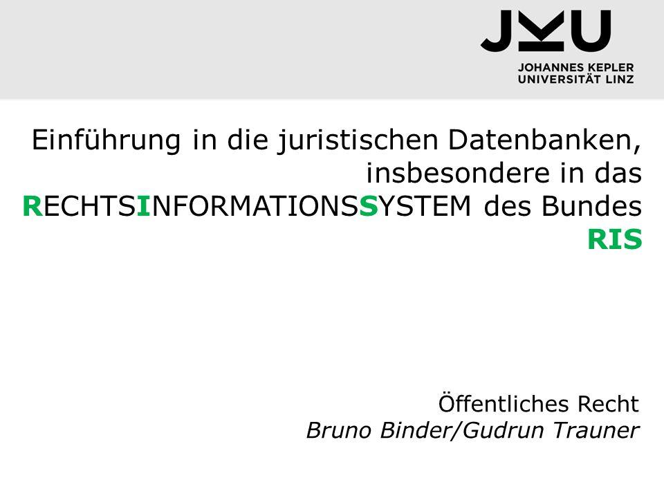 [2] Landesrecht - Steiermark Steiermark