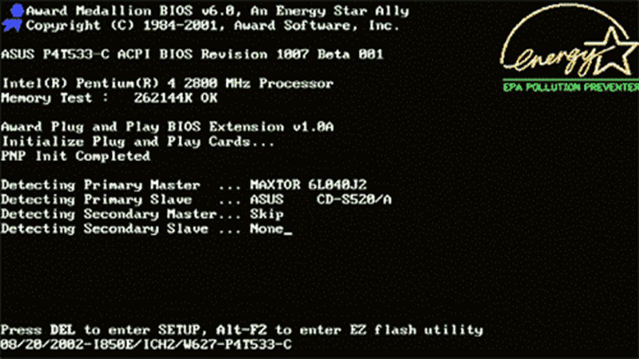 BIOS: Aufgaben  POST – Power On Self Test  Initialisierung der Hardware  Bootreihenfolge festlegen  Aufforderung zur Eingabe eines Passworts  Übe