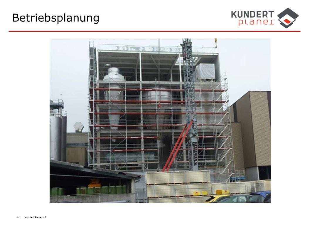 14 Kundert Planer AG Betriebsplanung
