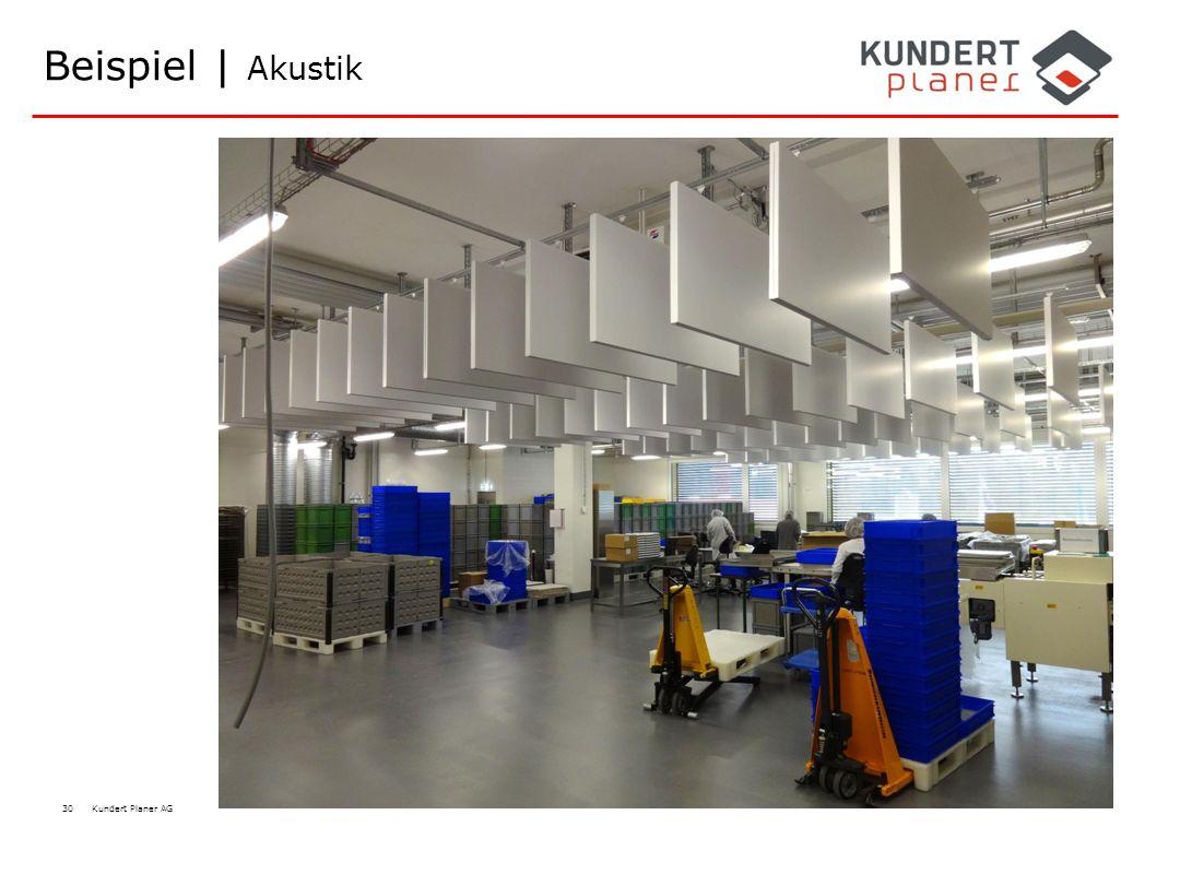30 Kundert Planer AG Beispiel | Akustik
