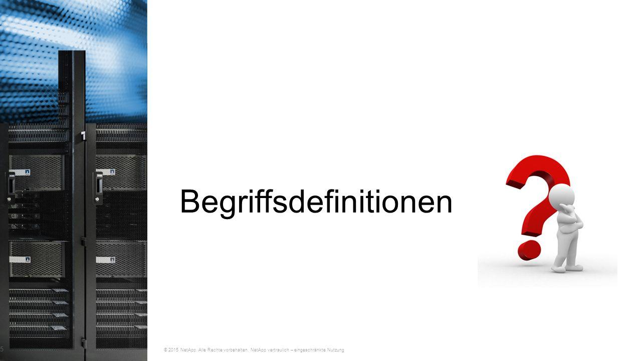 Transparente Migration aus bestehenden Datenquellen Ergebnis: nachhaltige, kosteneffiziente lokale Archive mit Webskalierung Cloud-integrierte Storage Appliance FAS E-Series Storage-Lösungen anderer Hersteller NetApp StorageGRID Webscale - optimales Storage Backend FLEXVAULT – powered by NetApp StorageGRID Webscale Private Cloud Storage Äußerst skalierbarer interner oder gehosteter Objekt-Storage Sicherer Datentransport vor Ort und außerhalb des Standorts NetApp AltaVault 26 © 2015 NetApp.