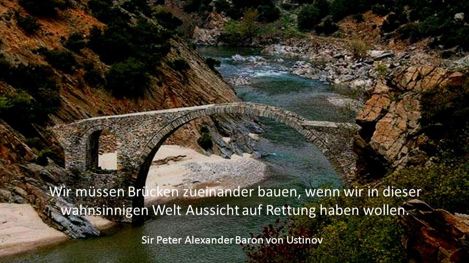 Träume sind Brücken zwischen Himmel und Erde. Andreas Tenzer