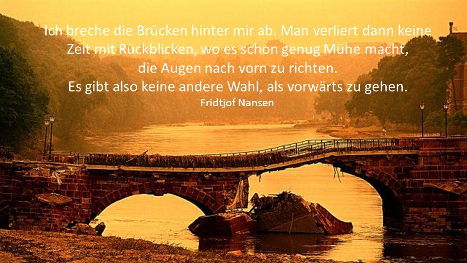 Worte öffnen Wege. Sie sind der Schlüssel zur Seele und die Brücke zum Nächsten. Else Pannek