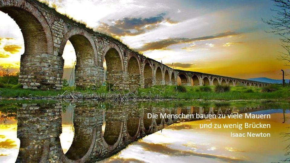 Die beste Brücke zwischen Verzweiflung und Hoffnung ist eine gut durchschlafene Nacht. Autor unbekannt