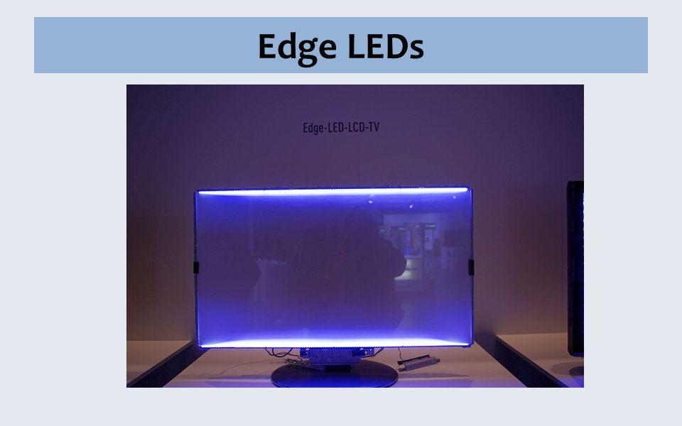 Edge LEDs