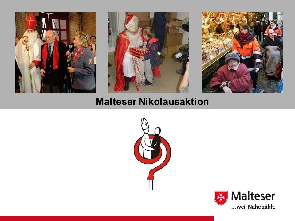 Malteser Nikolausaktion