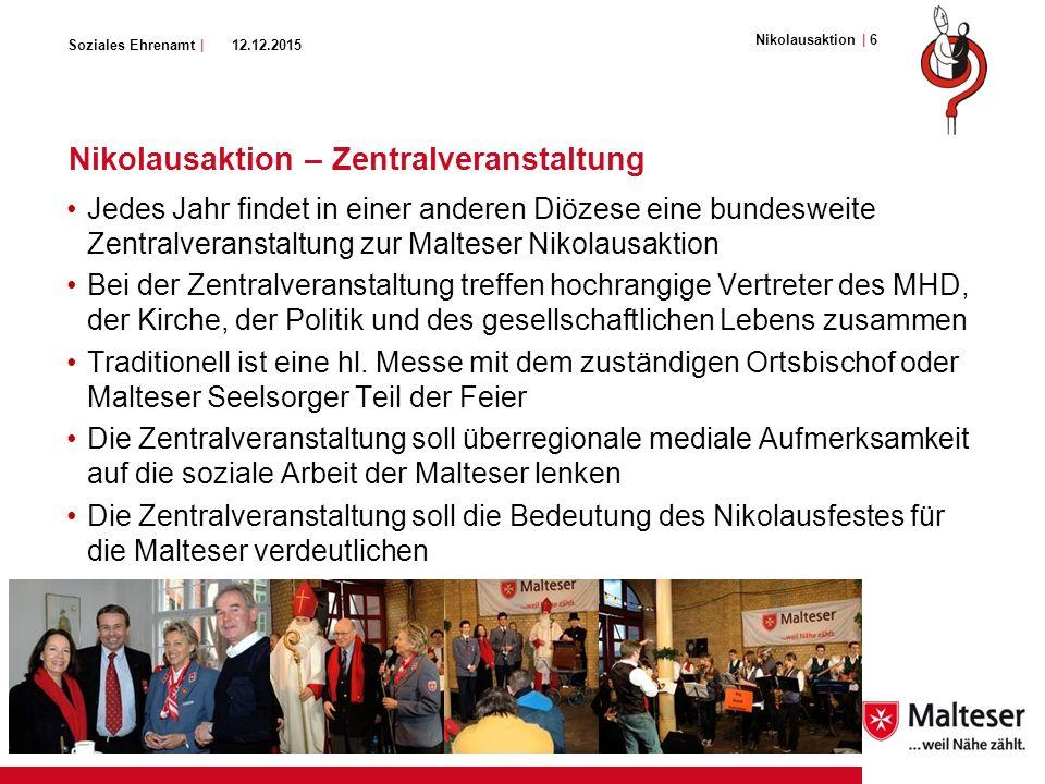 Soziales Ehrenamt | Nikolausaktion – Wer macht mit? | 7| 7Nikolausaktion 12.12.2015