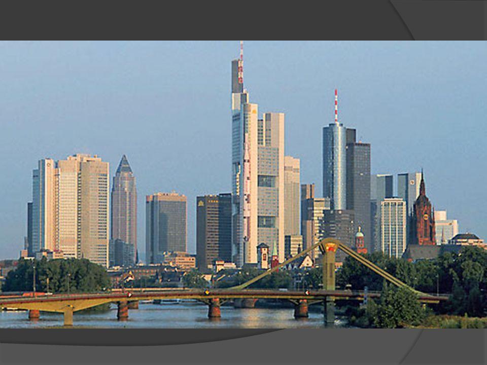 Wo liegt Frankfurt?