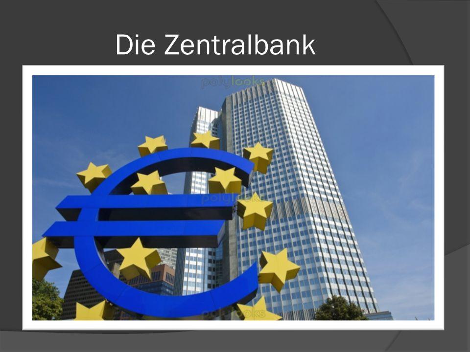 Die Zentralbank