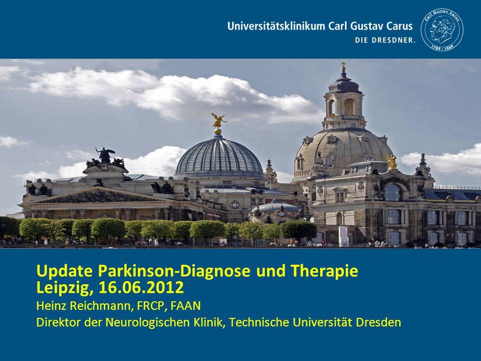 www.uniklinikum-dresden.de Wie lange dauert es, bis de-novo Patienten diagnostiziert werden.