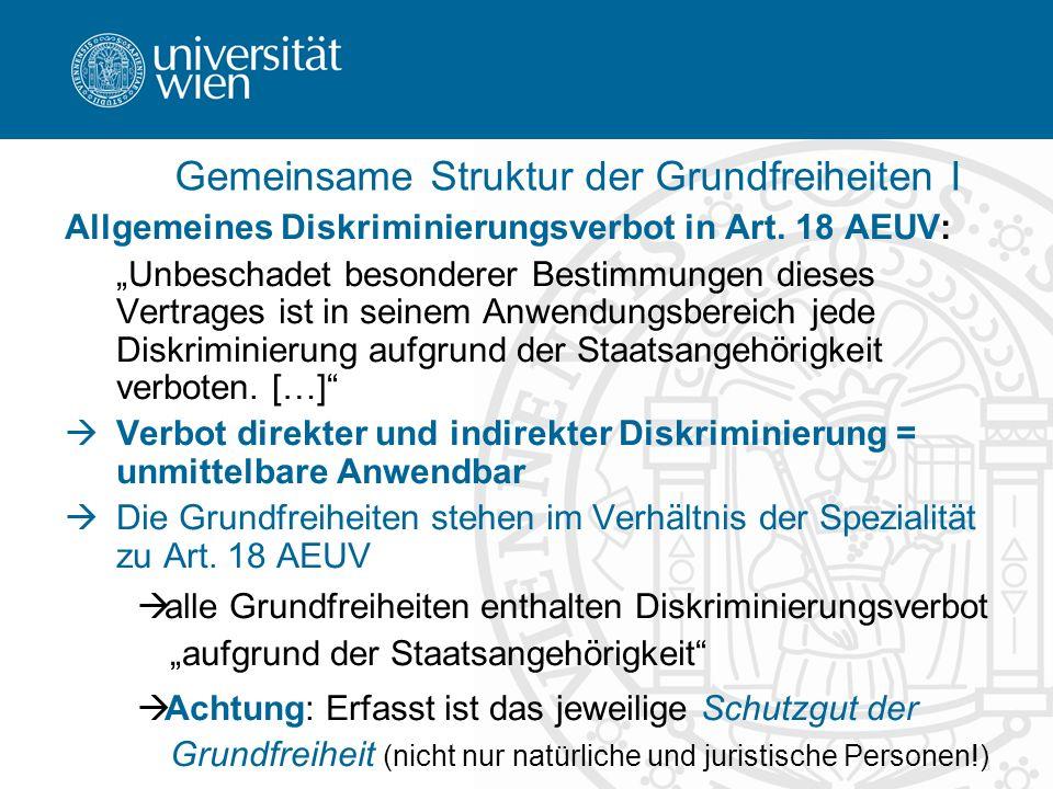 """29 Urteil des EuGH – """"Dassonville Die wesentlichsten Aussagen sind: Die Warenverkehrsfreiheit (12) 1."""