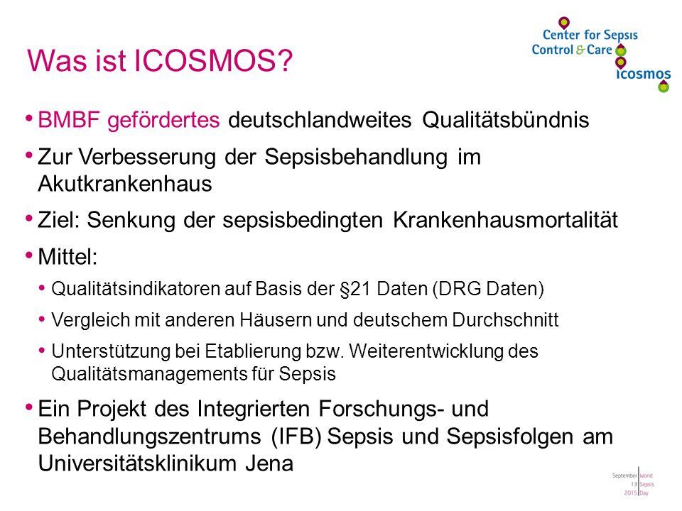 Was bietet ICOSMOS.