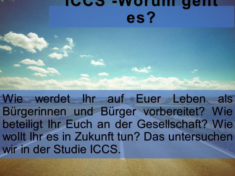 ICCS -Worum geht es.