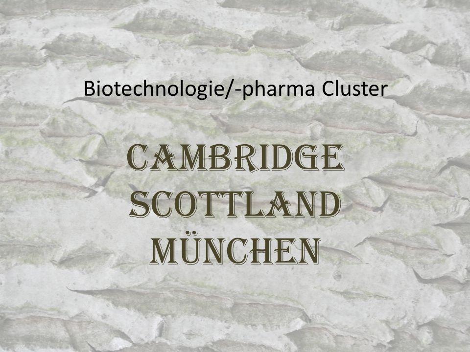 2.Edinburgh Cluster Dreieck - Scottish Cluster 1995 in Galashiels bei Edinburgh gegründet als Tochtergesellschaft eines in Japan ansässigen globalen Spezialitätenpharmaunternehmen eine der am schnellsten wachsensten Spezialisierungsarzneimittelgesellschaften in Europa Entwicklung und Vermarktung von verschreibungspflichtigen Arzneimitteln für die Behandlung von ungedeckten Therapiebedarf innovative Wirkstoffforschung und weltweite Vermarktung von modernsten Antikörpertechnologien vor allem in den Kerntherapiegebieten der Onkologie, Nephrologie und Immunologie.