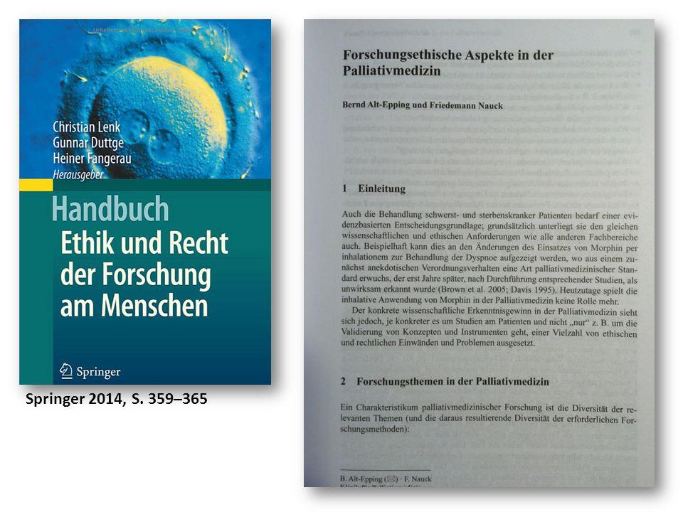 Springer 2014, S. 359–365